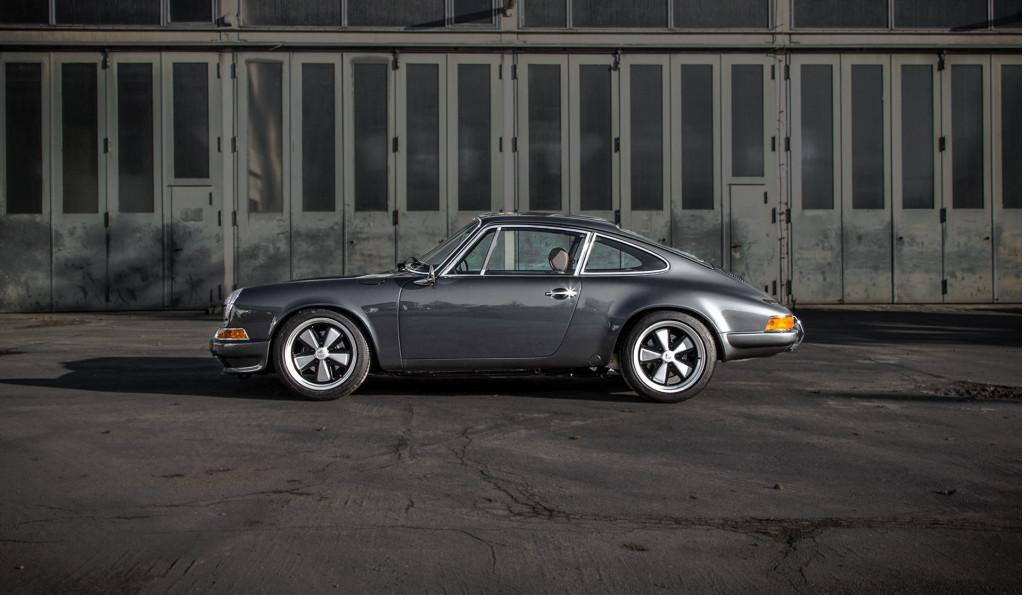 Voitures Extravert Quintessenza electric Porsche 911 conversion