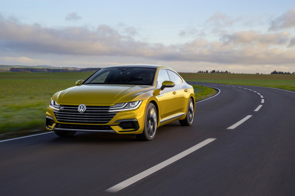 Here we go again: VW Arteon launch delayed until 2019 over emissions certification