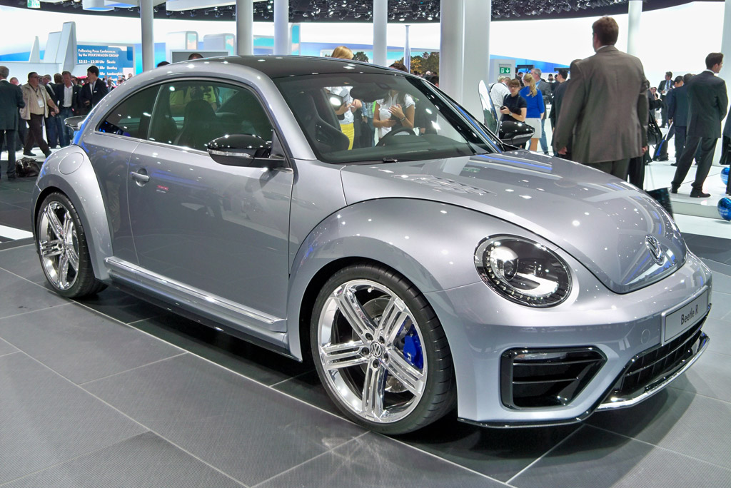 Volkswagen Beetle R Likely To See Production Report