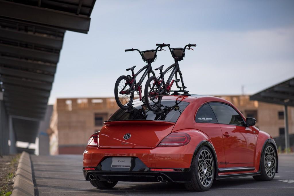 Volkswagen Beetle Post concept