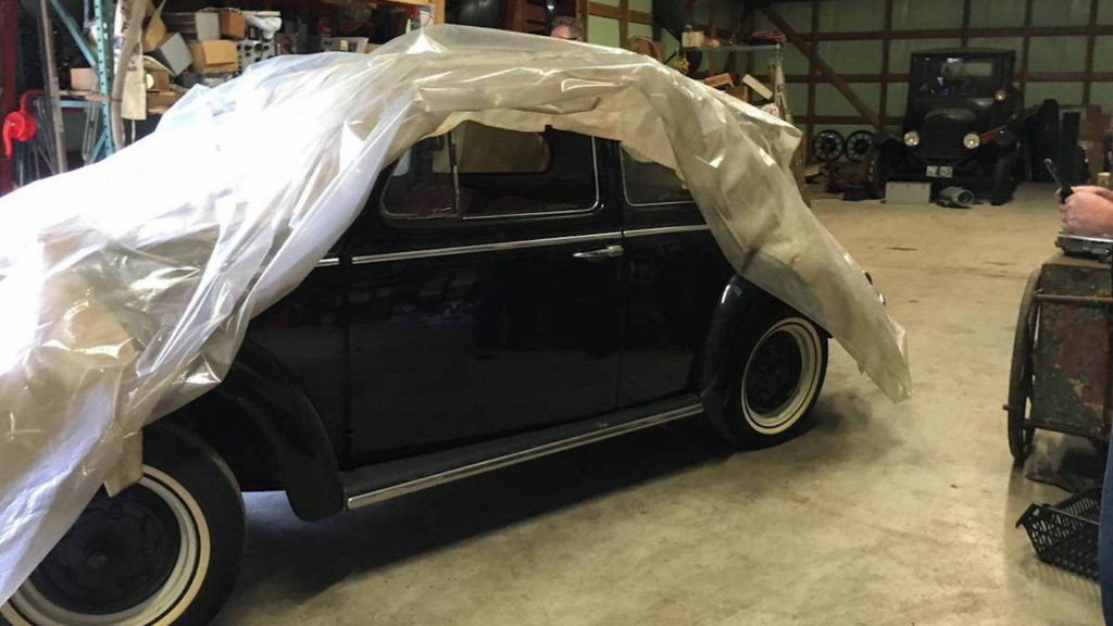 Factory new 1964 VW Beetle for sale for $1 million