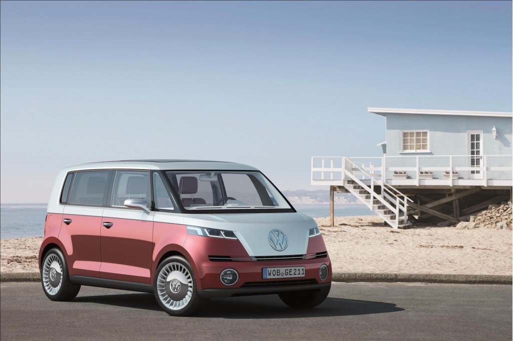 Is Volkswagen's Bulli Concept Unveiled At 2011 Geneva Motor Show The New VW Microbus?