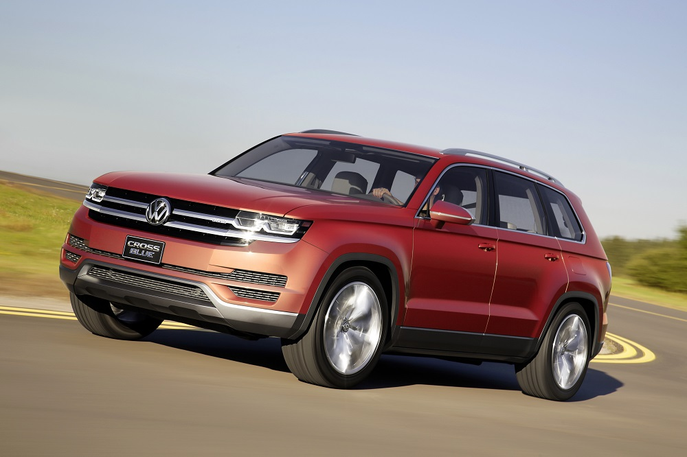 Volkswagen Finally Green Lights Suv For U S But Can It Salvage Vw Goals