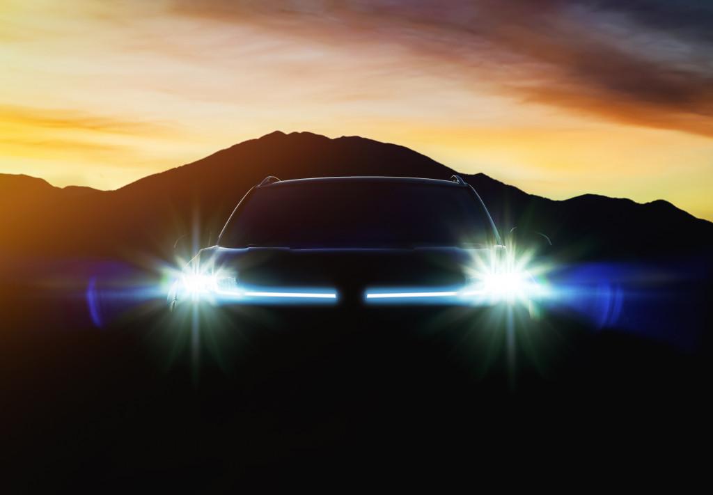 Volkswagen crossover teaser