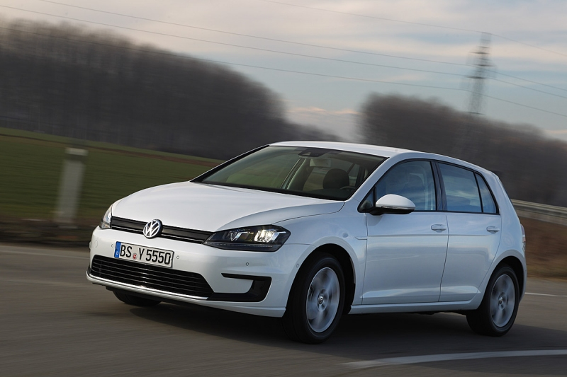 Upcoming Volkswagen Golf Plug In Hybrid To Be Dubbed Gte Model