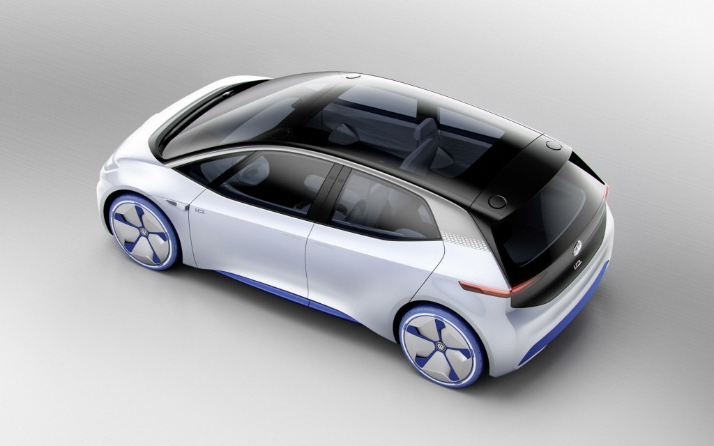 Production VW ID hatchback to look like concept