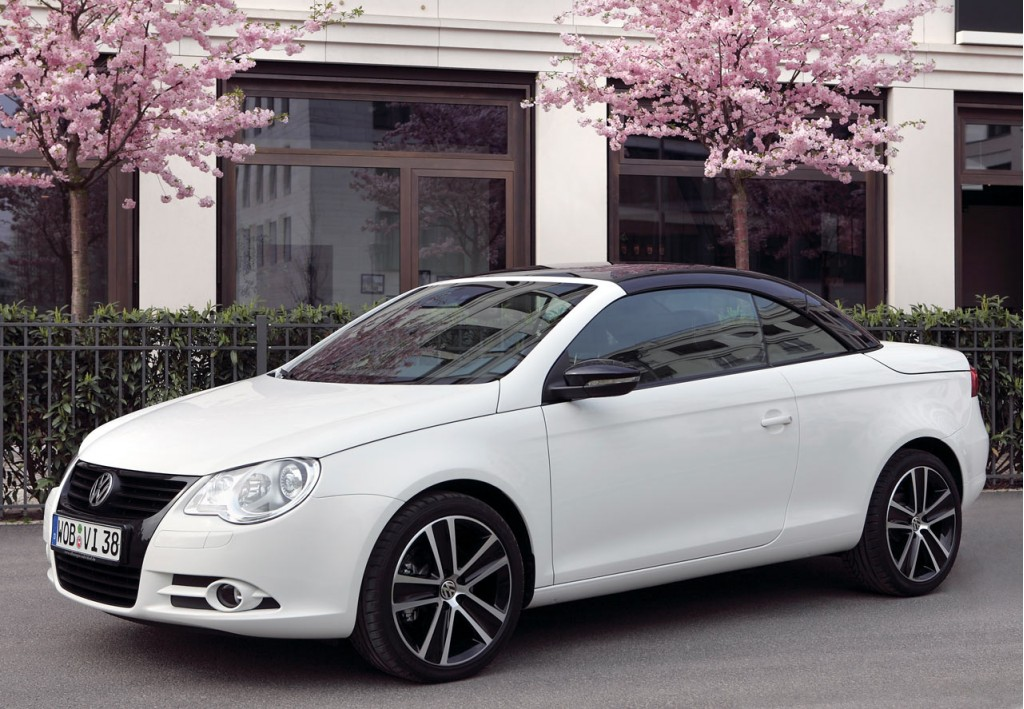 Volkswagen Eos White Knight