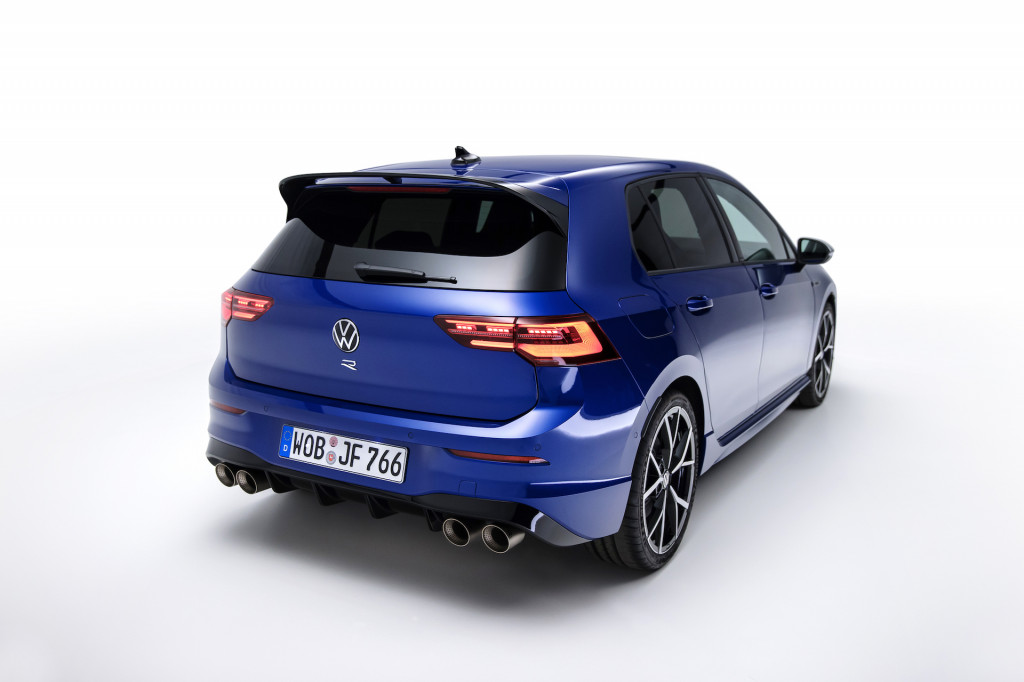 2022 Volkswagen Golf R