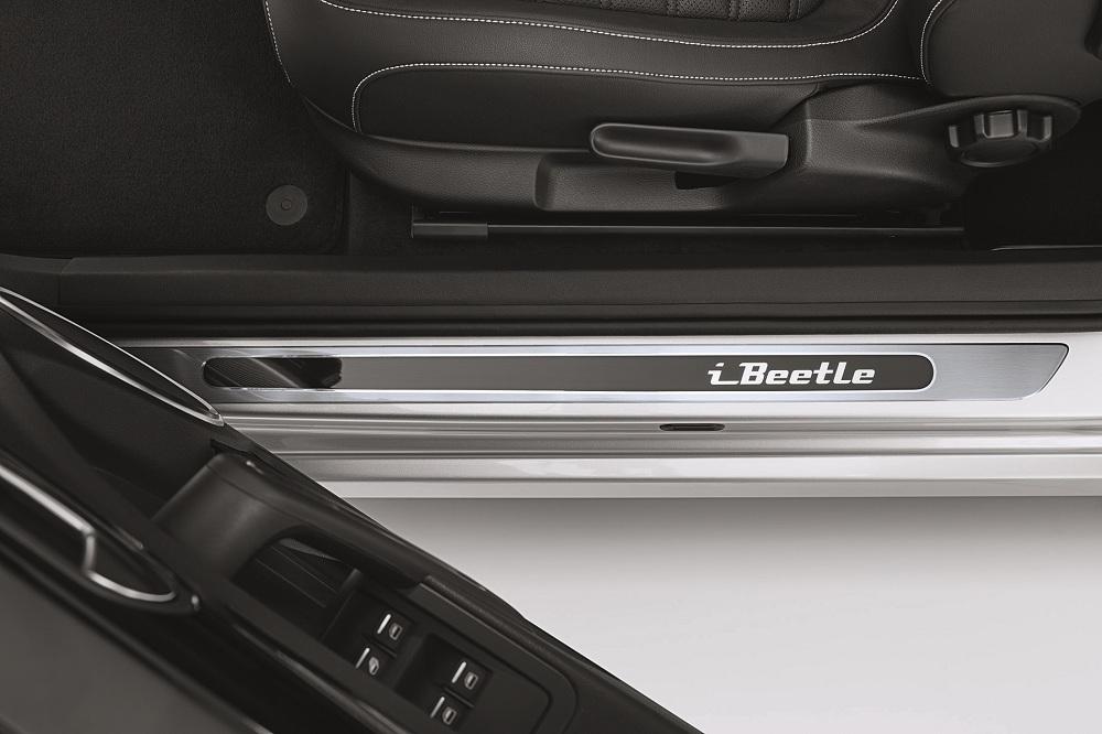 Volkswagen iBeetle and iBeetle Cabriolet