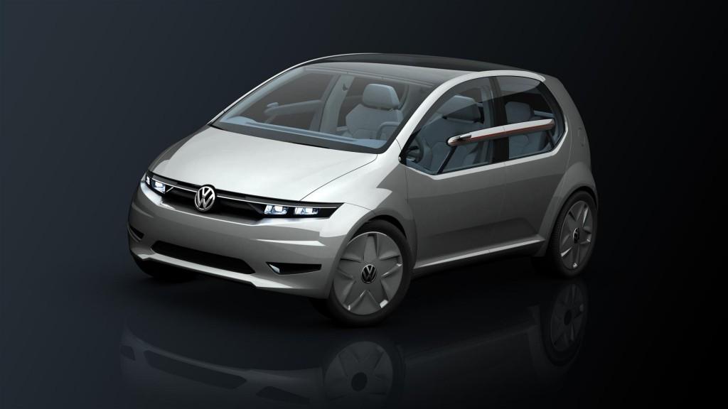 Vw Italdesign Giugiaro Go Concept Preview 2011 Geneva Motor Show