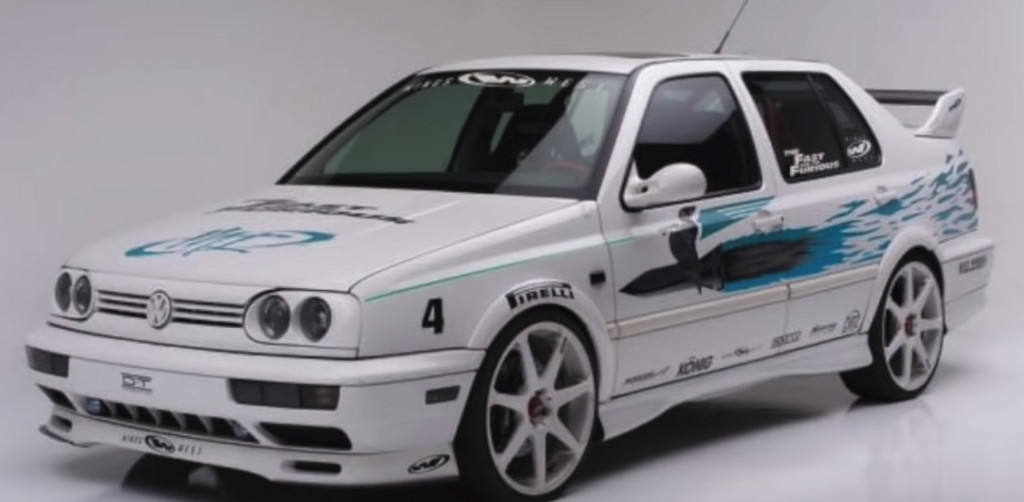 """Deep dive: Jesse's VW Jetta from """"The Fast and the Furious"""""""