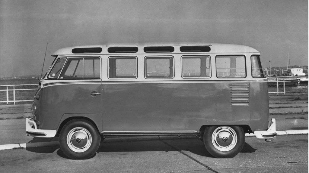 Volkswagen Microbus 23-window
