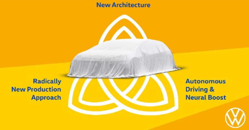 Volkswagen Project Trinity: флагманский электромобиль в разработке