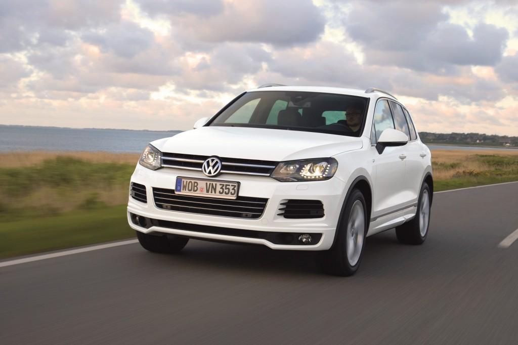 Volkswagen Touareg 2014: Le roi sans trône