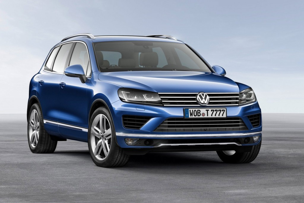 2015 Volkswagen Touareg Vw Review Ratings Specs Prices And
