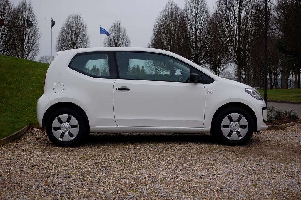 Volkswagen up! first drive photos