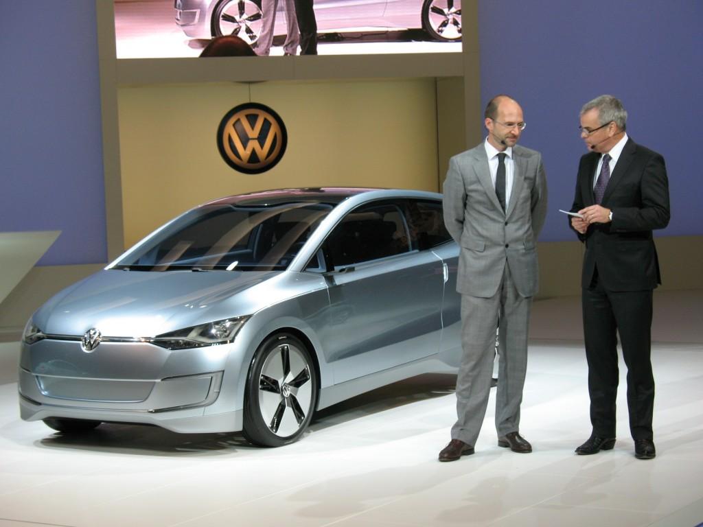Volkswagen Up! Light Concept Hints At Future Hybrid Models