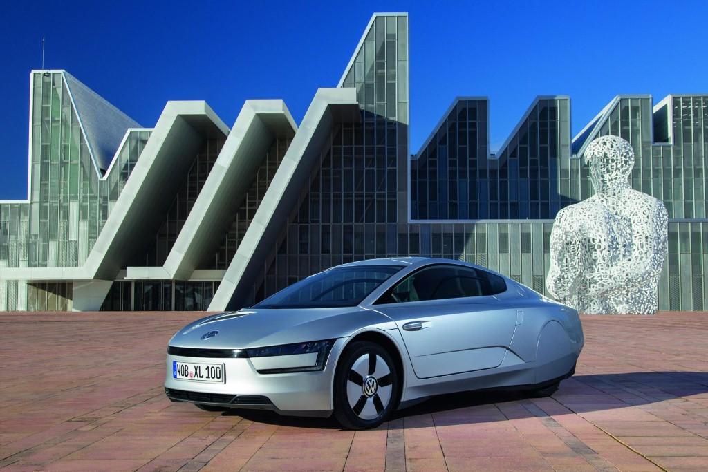 261 MPG Volkswagen XL1 Production Confirmed, Debuts Geneva