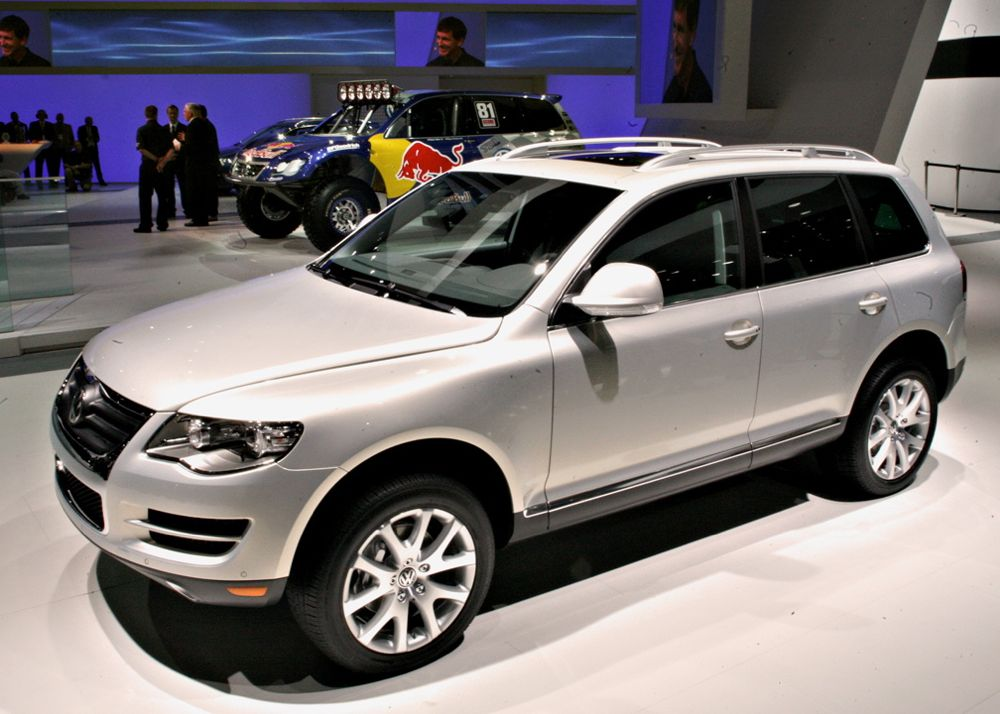 2009 volkswagen touareg vw review ratings specs prices and photos the car connection 2009 volkswagen touareg vw review