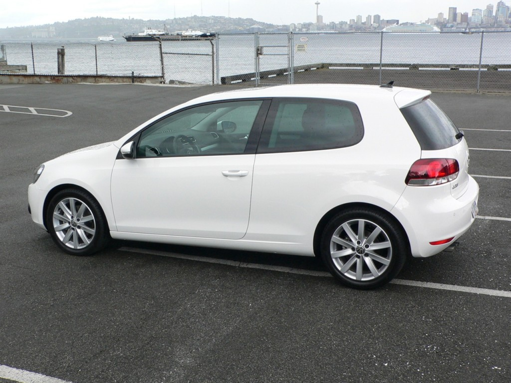 we drive the 2010 vw golf sort of. Black Bedroom Furniture Sets. Home Design Ideas