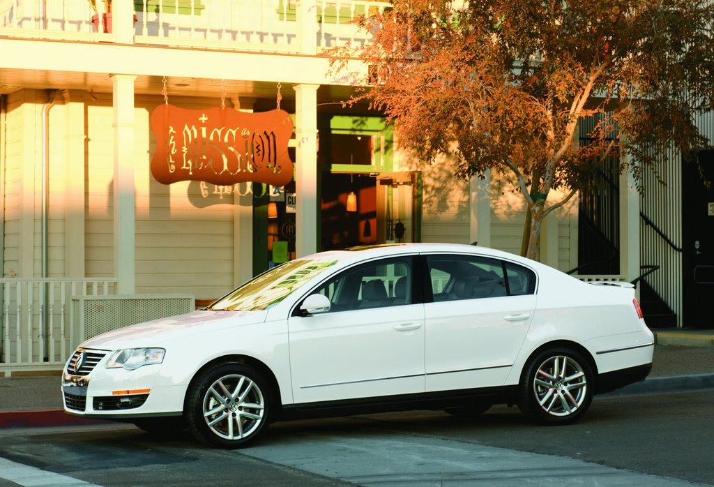 2009 volkswagen passat sedan (vw) review, ratings, specs, prices