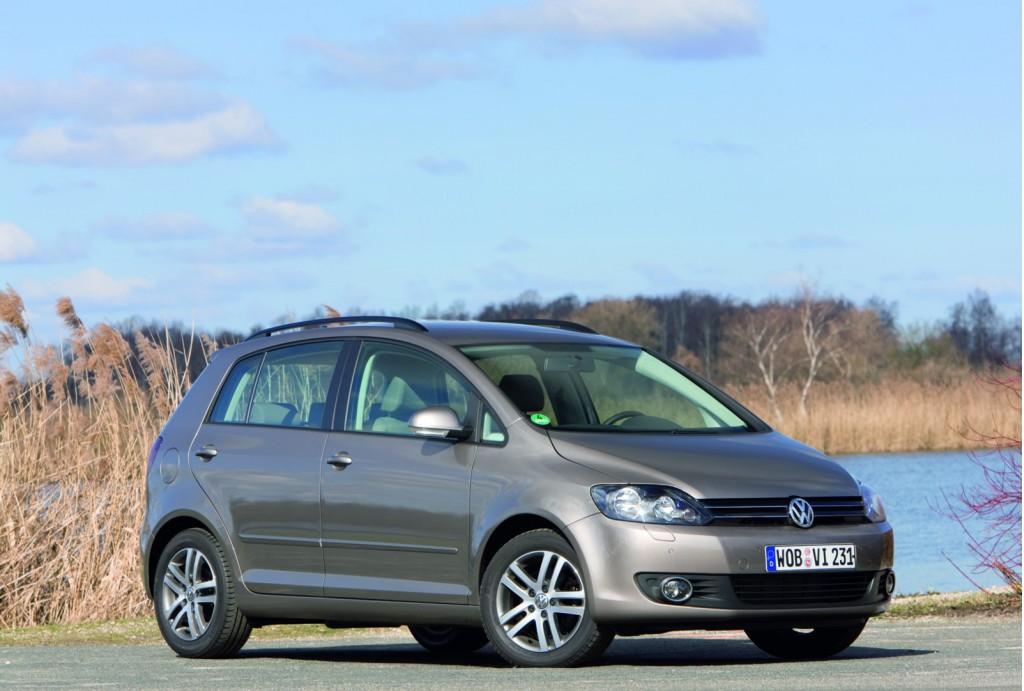 2009 Volkswagen Golf Plus BiFuel (Europe)