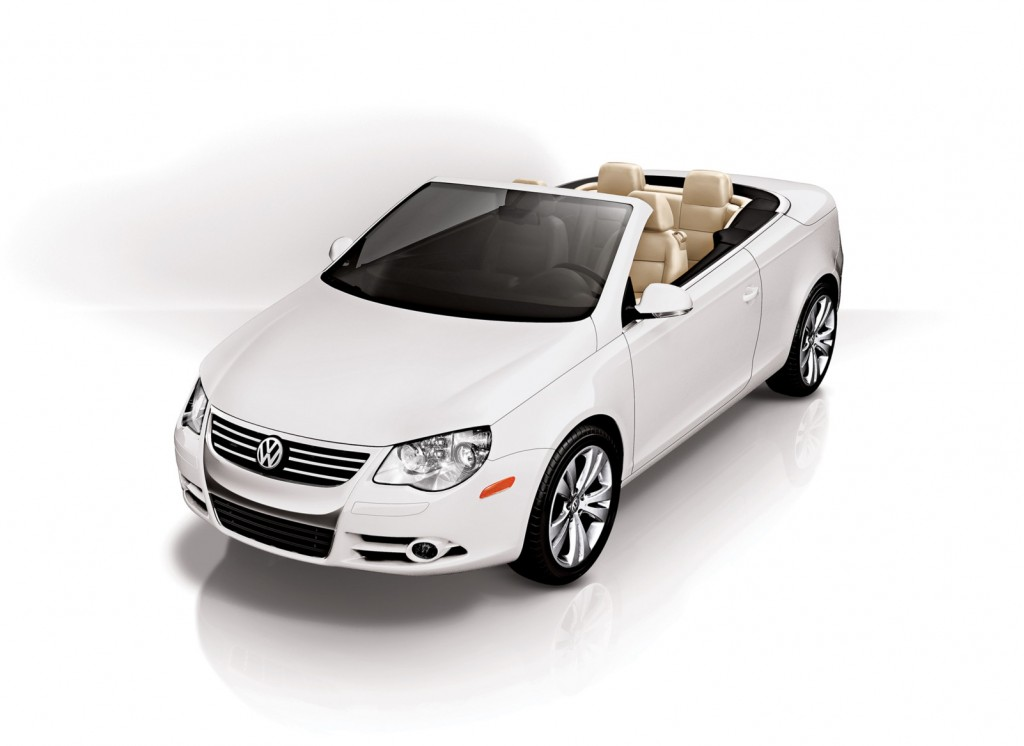2010 Volkswagen Eos Vw Review Ratings Specs Prices And Photos The Car Connection