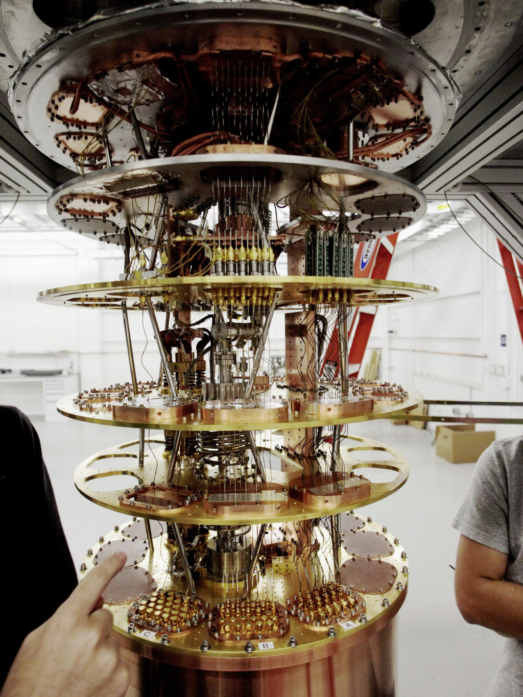 Google Quantum Computer in VW partnership
