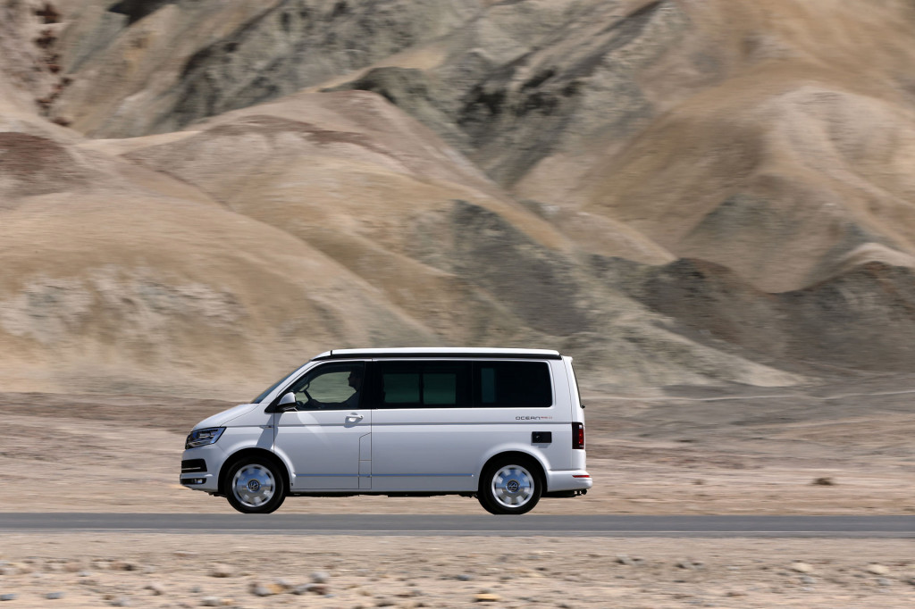 2018 Volkswagen California first drive review: forbidden fruit you can live in