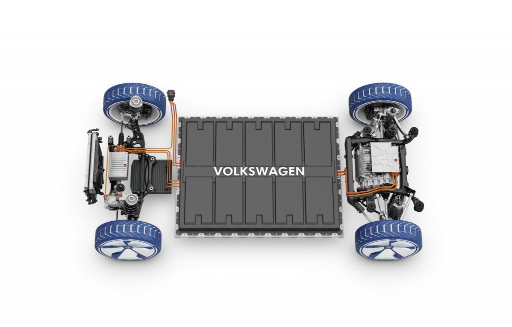 VW Battery Packs