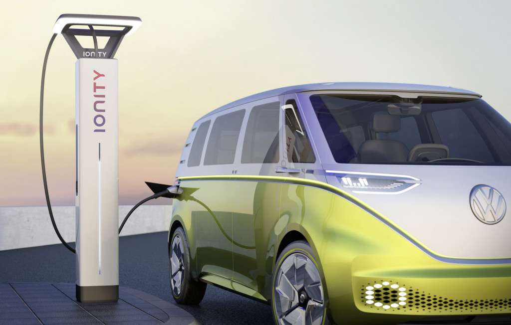 VW targets 150,000 EV sales by 2020, over 1 million by 2025