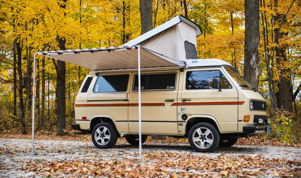 1980–91 Volkswagen Vanagon Westfali- Hagerty Media