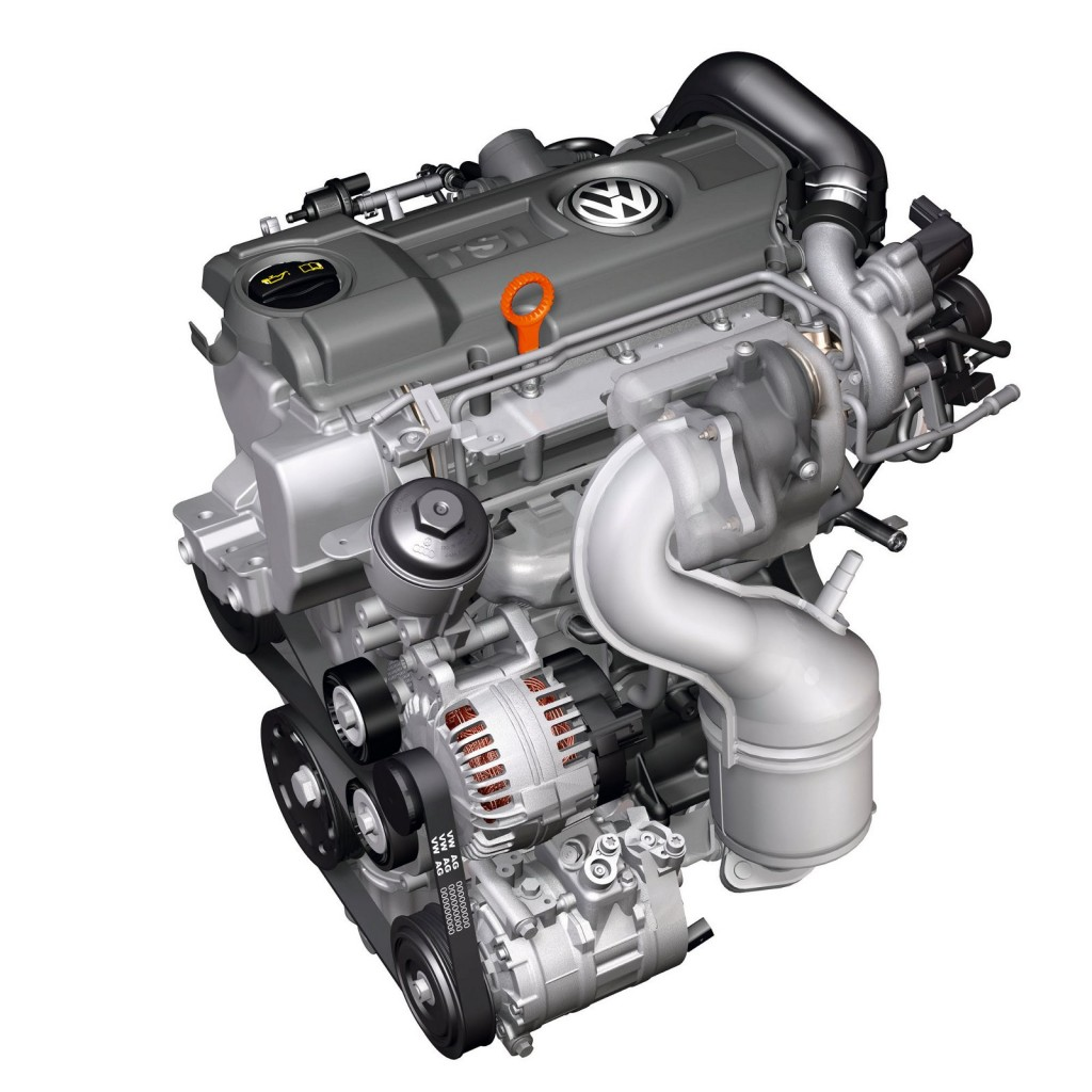 Image: Volkswagen's 1.4 TSI Engine, Size: 1024 X 1024