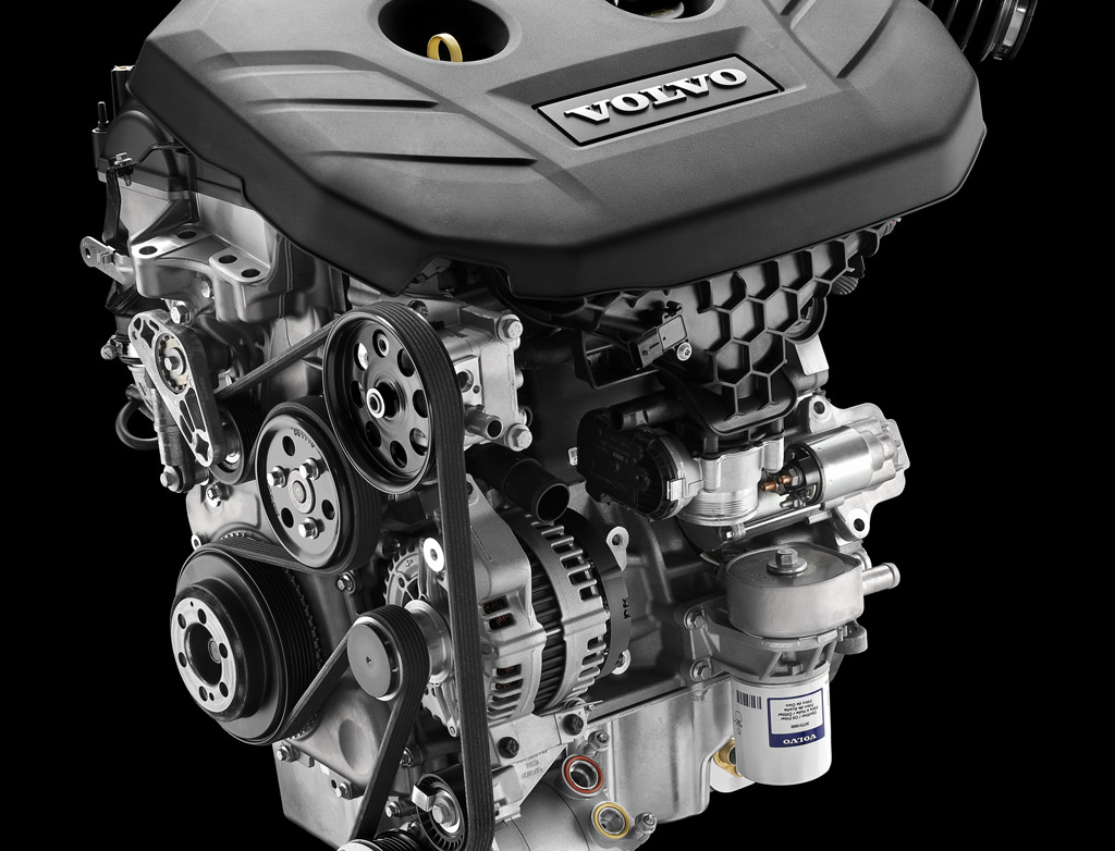 Volvo Unveils Direct-Injected And Turbocharged GTDi Engine
