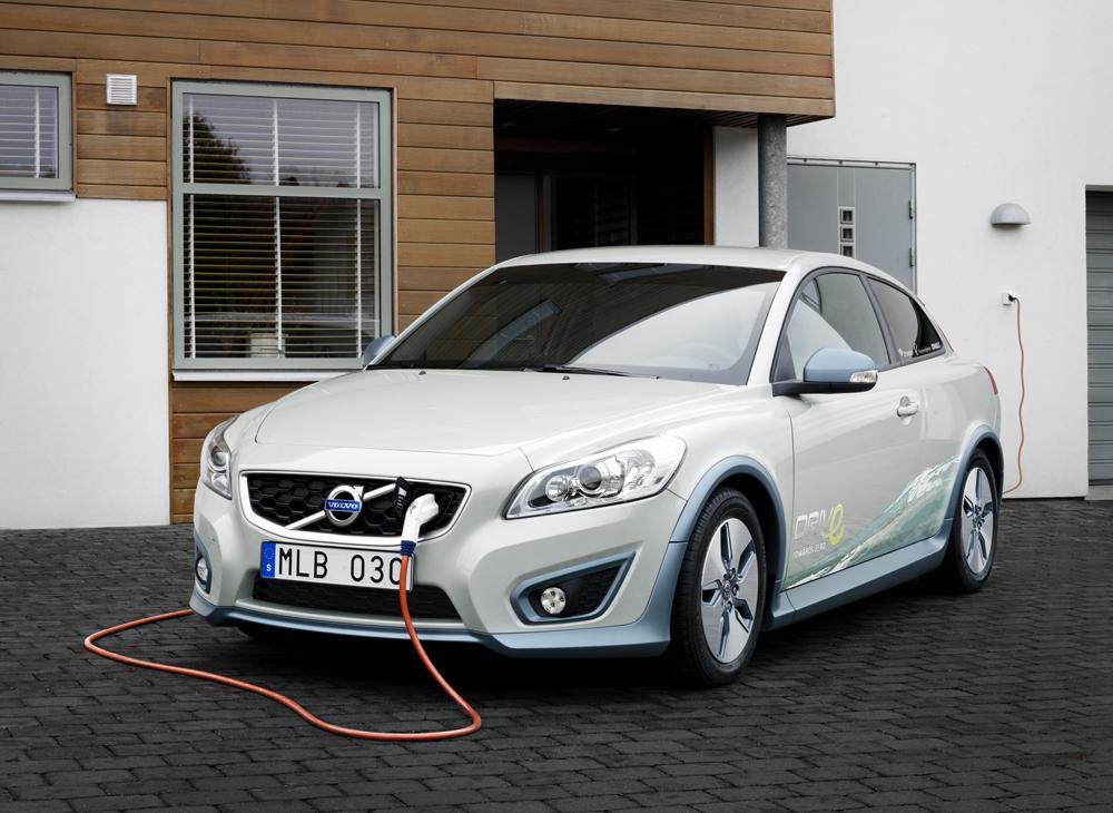 Detroit Auto Show Preview Volvo Electric Car