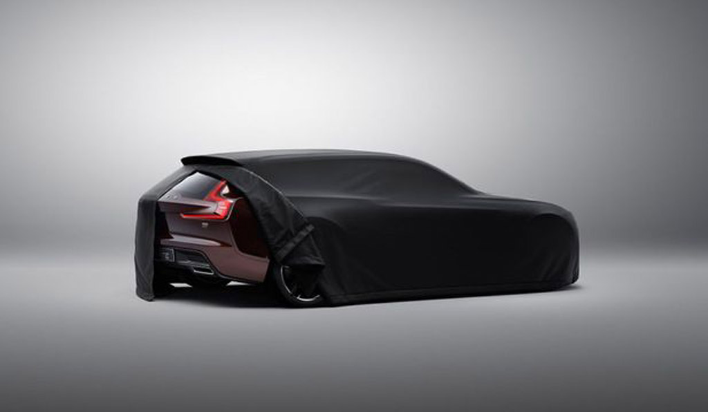 Is Volvos Third Forward Looking Concept A Wagon