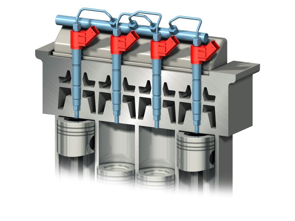 Volvo i-ART diesel injection technology