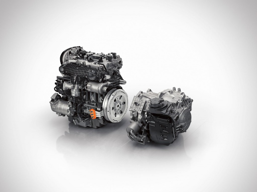 Volvo Twin Engine technology