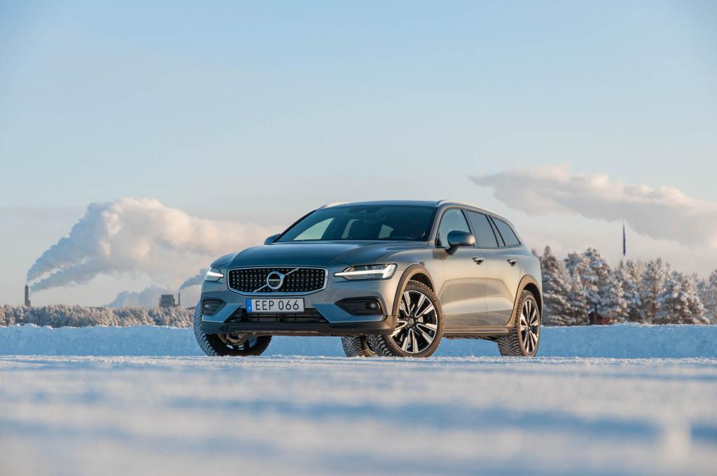 Volvo V60: Best Wagon To Buy 2021