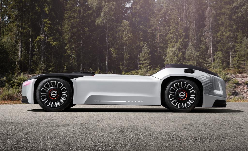 Volvo Trucks reveals Vera self-driving electric semi concept