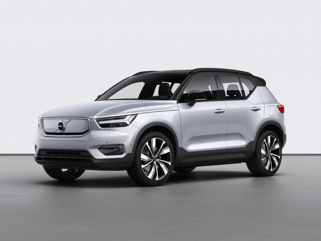 2021 Volvo XC40 Recharge is company's first EV and part of larger push toward reduced emissions