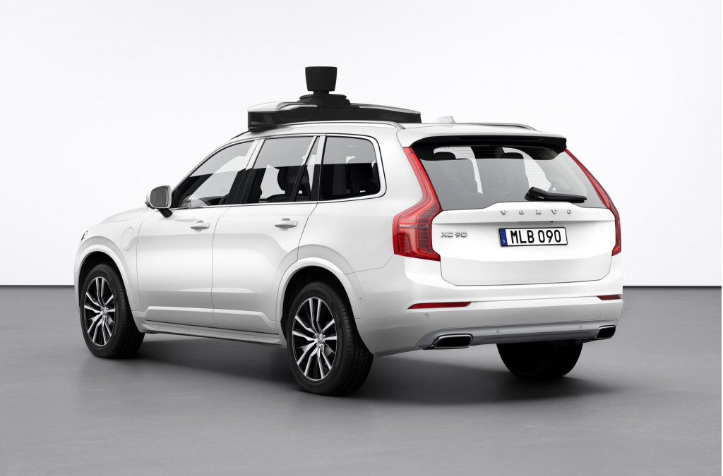 Volvo Of Tempe >> Volvo and Uber's latest self-driving car prototype has backups for steering, braking ...