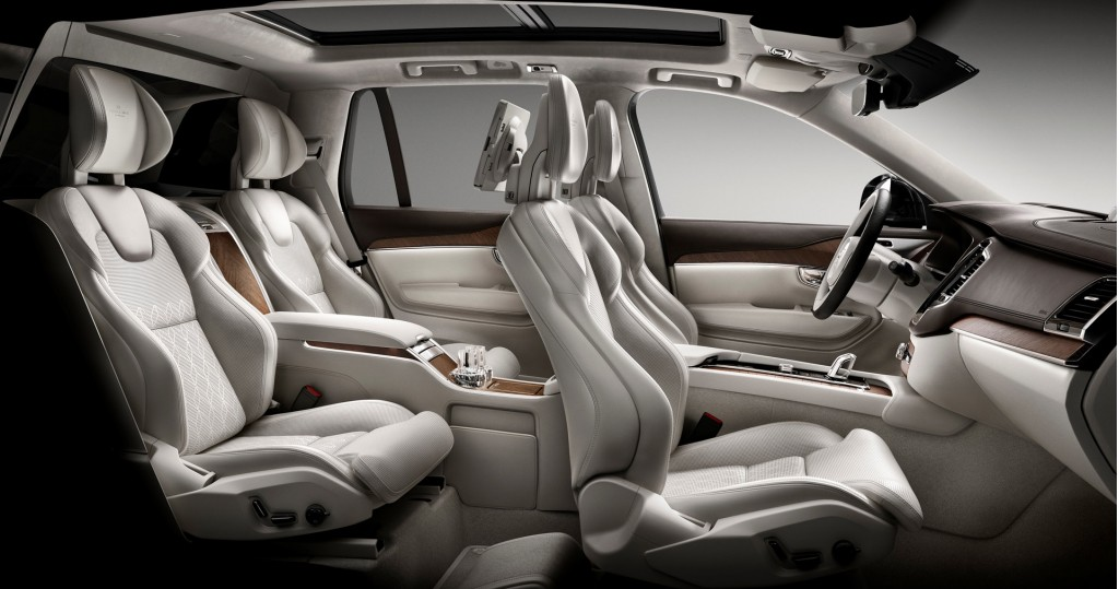 2017 Volvo XC90 Excellence