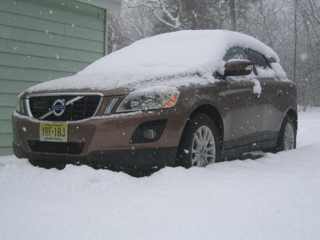 2010 Volvo XC60, Catskill Mountains, NY