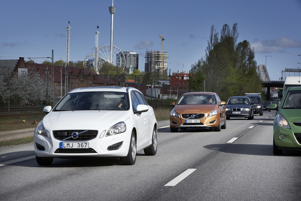Volvo's Autonomous Driving Support