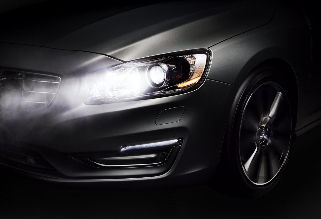 Volvo's updated Active High Beam Control