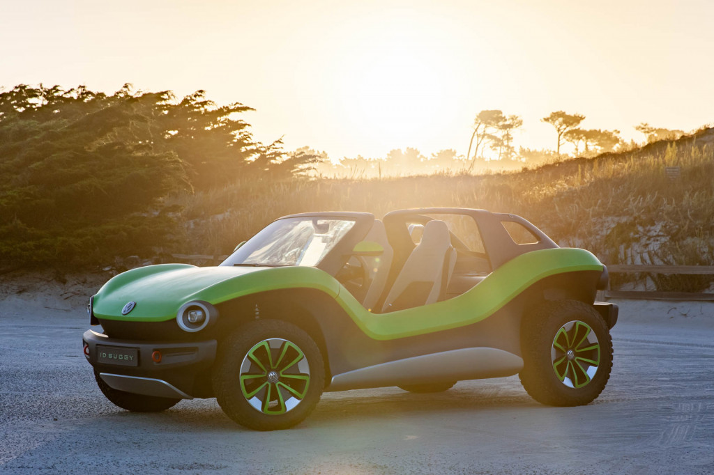 The VW ID Buggy is how normal cars will be cool again