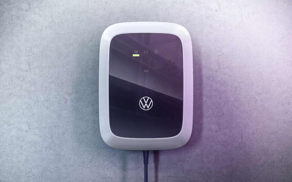 Volkswagen ID wall chargers revealed for Europe; US plans yet to come