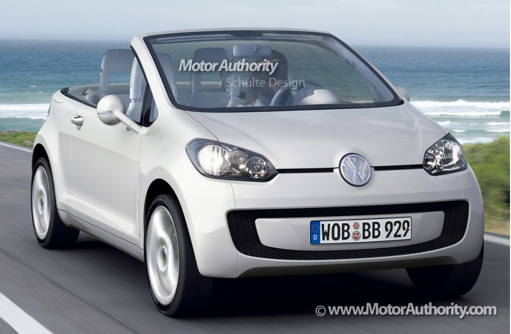Image: vw lupo cabrio rendering 002, size: 1024 x 670 ...