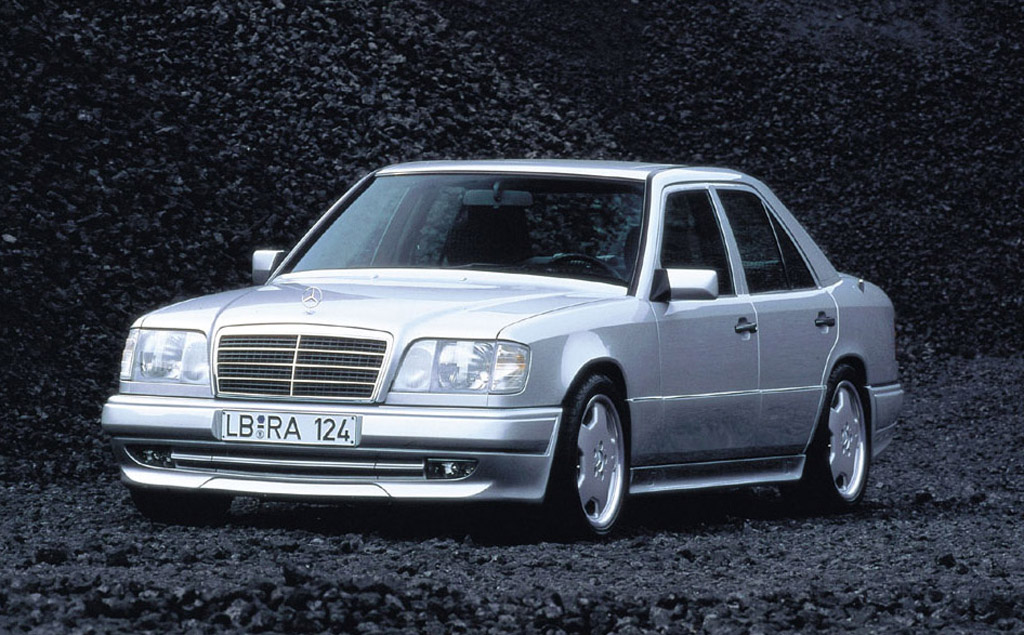 best mercedes-benz ever: w124 e-class